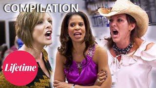COMPETITION INSANITY! ALDC VS. ALDC - Dance Moms (Flashback Compilation)   Lifetime