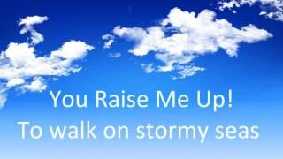 You Raise Me Up Karaoke HD ♥Lena Park Version♥