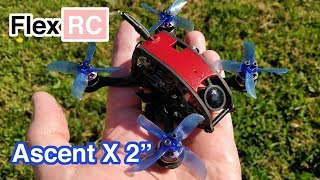 "Ascent X 2"" - Best 2"" FPV Drone Frame to Improve Your ACRO Skills"