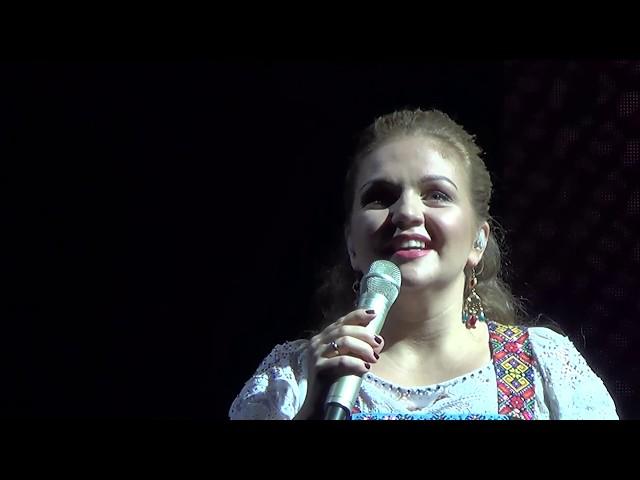 Марина Девятова дала концерт в Ангарске