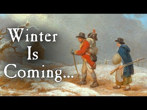 Winters in Colonial America