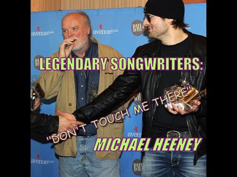 DON'T TOUCH ME THERE (2020)- Michael Heeney [HIT NASHVILLE SONGWRITER]
