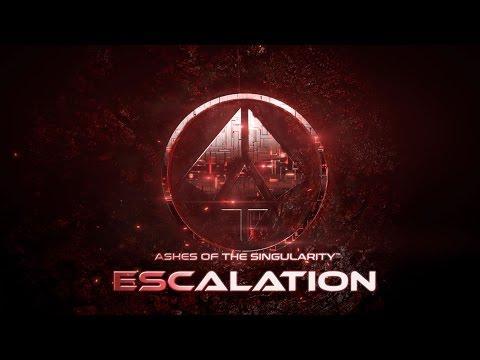 Ashes of the Singularity: Escalation - Gameplay Trailer thumbnail