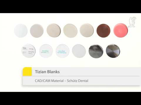 Tizian CAD/CAM blanks