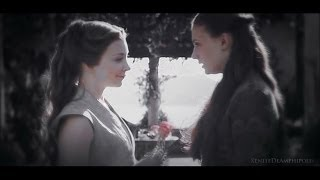 Санса Старк, before we are old and gray ● Sansa Stark & Margaery Tyrell