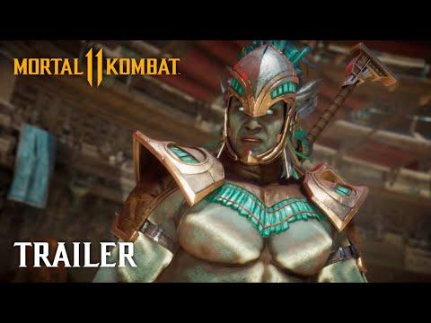 Mortal Kombat 11 – Official Kotal Kahn Reveal Trailer