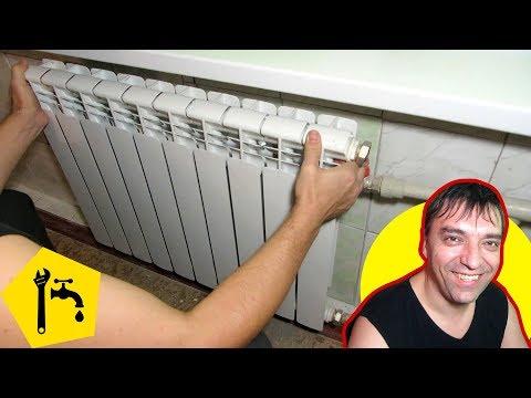 ✅ Подключение радиатора отопления ОТ ПРОФИ / Ремонт сантехники