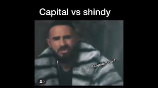 Capital Bra Vs Shindy (Alle Versteckten Disse)