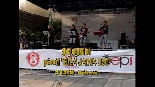 "Video SOUSEDI - píseň ""BÍLÁ JAWA 250- Ostrava 2.6.2018"