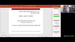עקרונות קביעת הלוח העברי בימינו