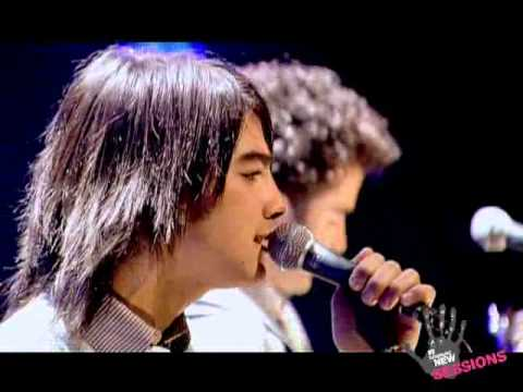 Jonas Brothers Live In Session - SOS Mp3