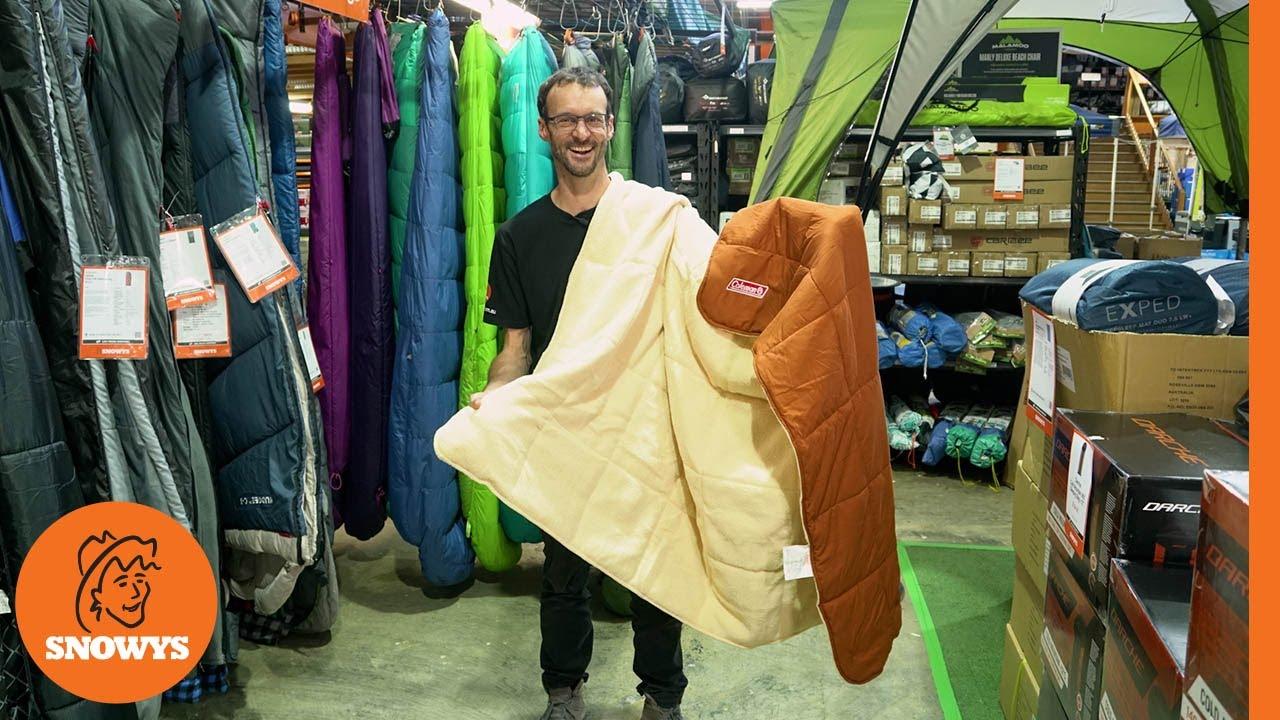 Outdoor Blanket Single Fleece
