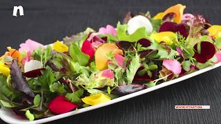 Here Are The Top Five Edible Flowers With Health Benefits
