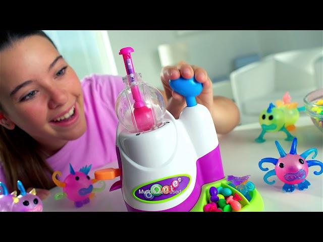 Набор для создания игрушек OONIES - ВОЛШЕБНАЯ ФАБРИКА