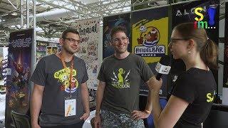 HeidelBÄR Games und Heidelberger Spieleverlag im Interview - Heiko und Joe - Berlin Brettspiel Con