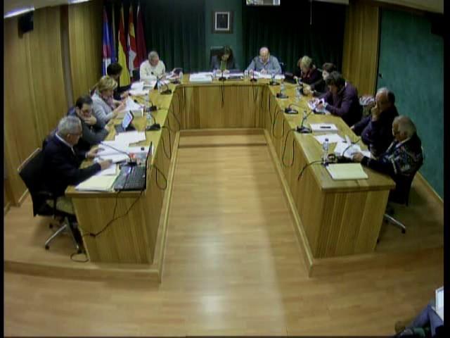 Pleno Ordinario (27 de diciembre de 2016)