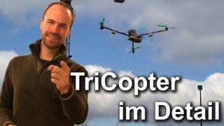 RC-Reviews: TriCopter - Teil 1: Im Detail erklärt...