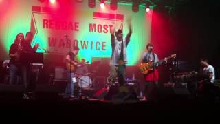 preview picture of video 'Wadowice: Reggae Most 2013'