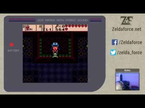 Oracle of Seasons - Live Gaming - Partie 3
