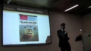 Carlos Moreira Keynote Internet: est-il encore fiable?