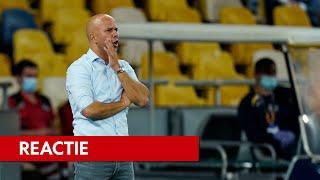 Slot: 'Grote teleurstelling'   Dynamo Kiev - AZ