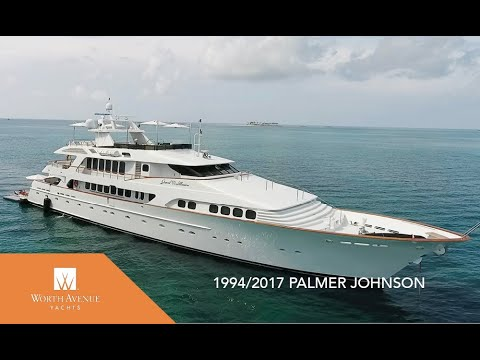Palmer Johnson Tri-Deckvideo