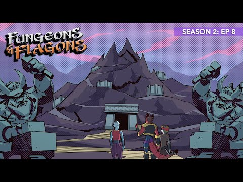 """Download Fungeons & Flagons - S2Ep8 """"Trials Of The Galrog"""" HD Mp4 3GP Video and MP3"""