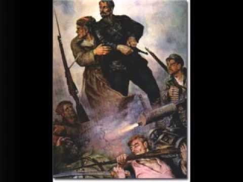 П.Киричек и С.Хромченко - песня о ЩОРСЕ