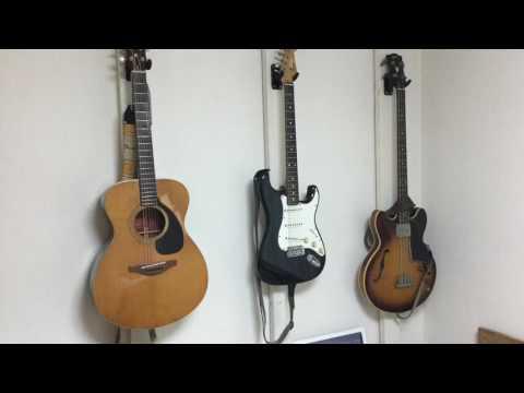 あなたの曲に生ギターの息吹をいれます 元インディーズレーベルのサポートギタリスト イメージ1