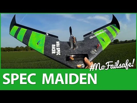wra-fpv-spec-wing-maiden--no-failsafe-or-flutter-on-this-one-yay