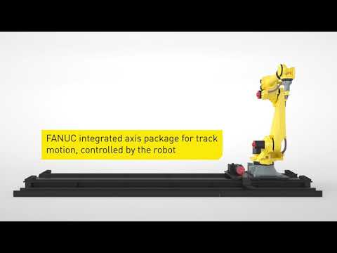 Intelligent robot accessories from FANUC - Track