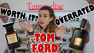 MY THOUGHTS ABOUT TOM FORD PERFUMES THE ONES I DO & DON'T LIKE | Tommelise