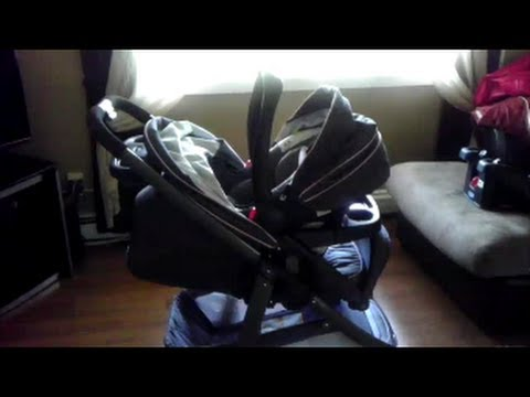 Graco Modes Click Connect Travel System Stroller (Francesca) REVIEW