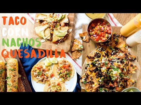 How To Make Every Popular Mexican Dish… VEGAN