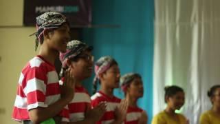 Kartika Bangsa Choir at MAMURI 2016