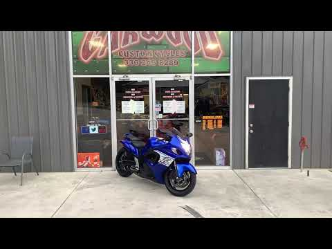 2017 Suzuki GSX1300R in Lexington, North Carolina - Video 1