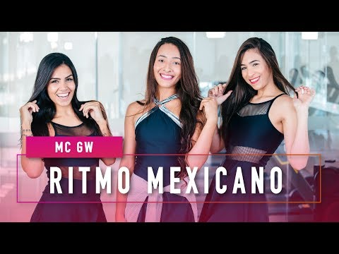 ritmo mexicano mc gw coreografia mete dança