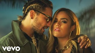 Karol G, Maluma   Créeme (Official Video)