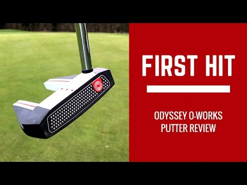 First Hit – Odyssey O-Works Putter Review