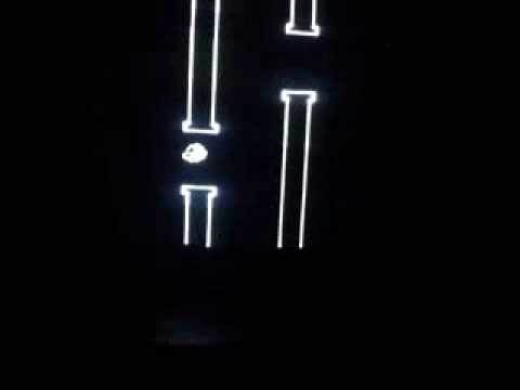 Veccy Bird on the Vectrex