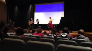 Haunted Lives by Verbatim (live)