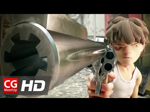 "CGI 3D Animated Short Film HD: ""The Chase Short Film"" by Tomas Vergara"