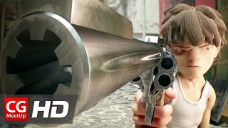 "CGI 3D Animation Short Film HD ""The Chase"" by Tomas Vergara 