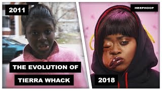 The Evolution Of Tierra Whack