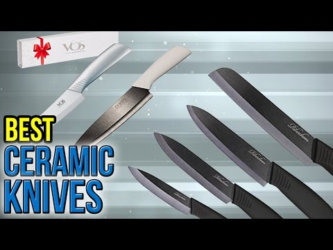 8 Best Ceramic Knives 2017
