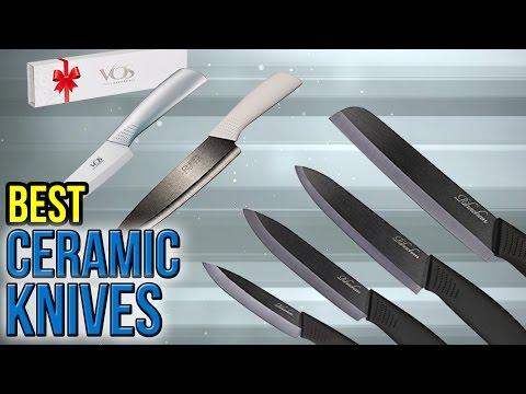 8 Best Ceramic Knives 2017