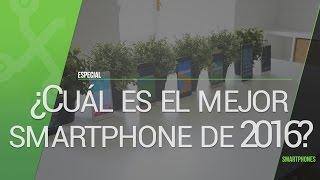 ¿Cuál es el mejor smartphone de 2016?