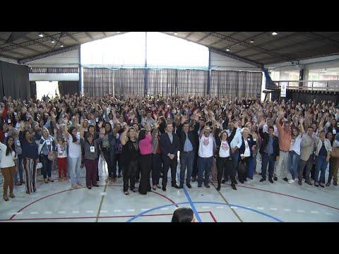 27º Encontro da Mulher Rural reúne mais de 600 mulheres em evento no Sesc Friburgo
