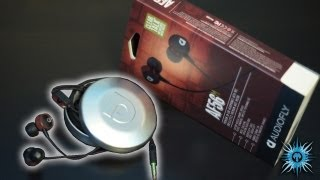 Audiofly AF56 In-Ear Headphones Unboxing & Overview (1st on YouTube)