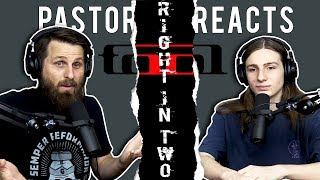 Tool Right In Two  Pastor Rob Reacts  Lyrical Analysis And Reaction Video
